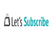 Lets Subscribe Coupons