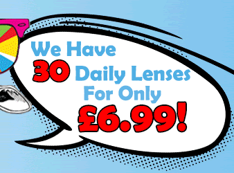 Contactlenses Coupons
